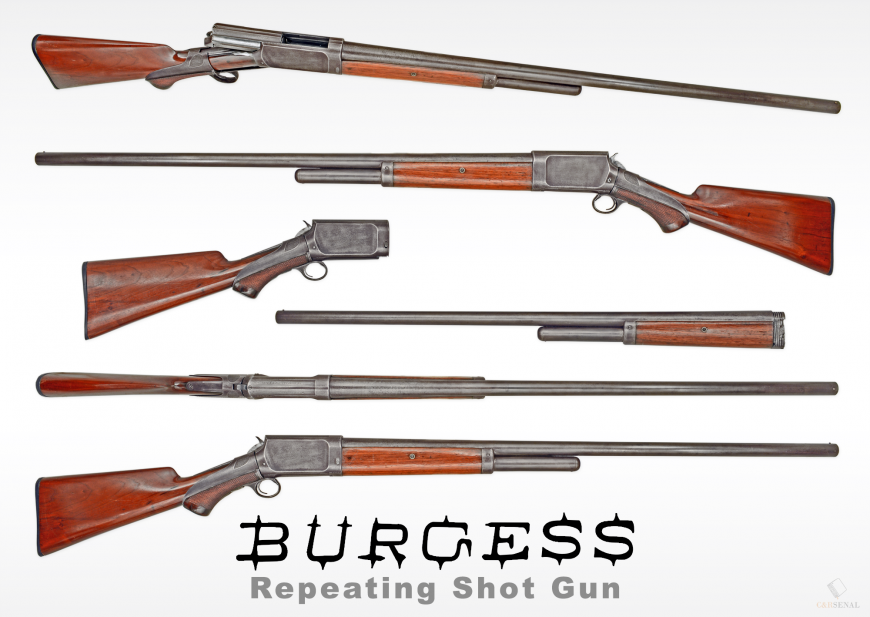 Burgess Repeating Shotgun
